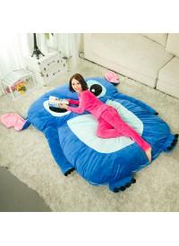 Детская мягкая кровать матрас Стич