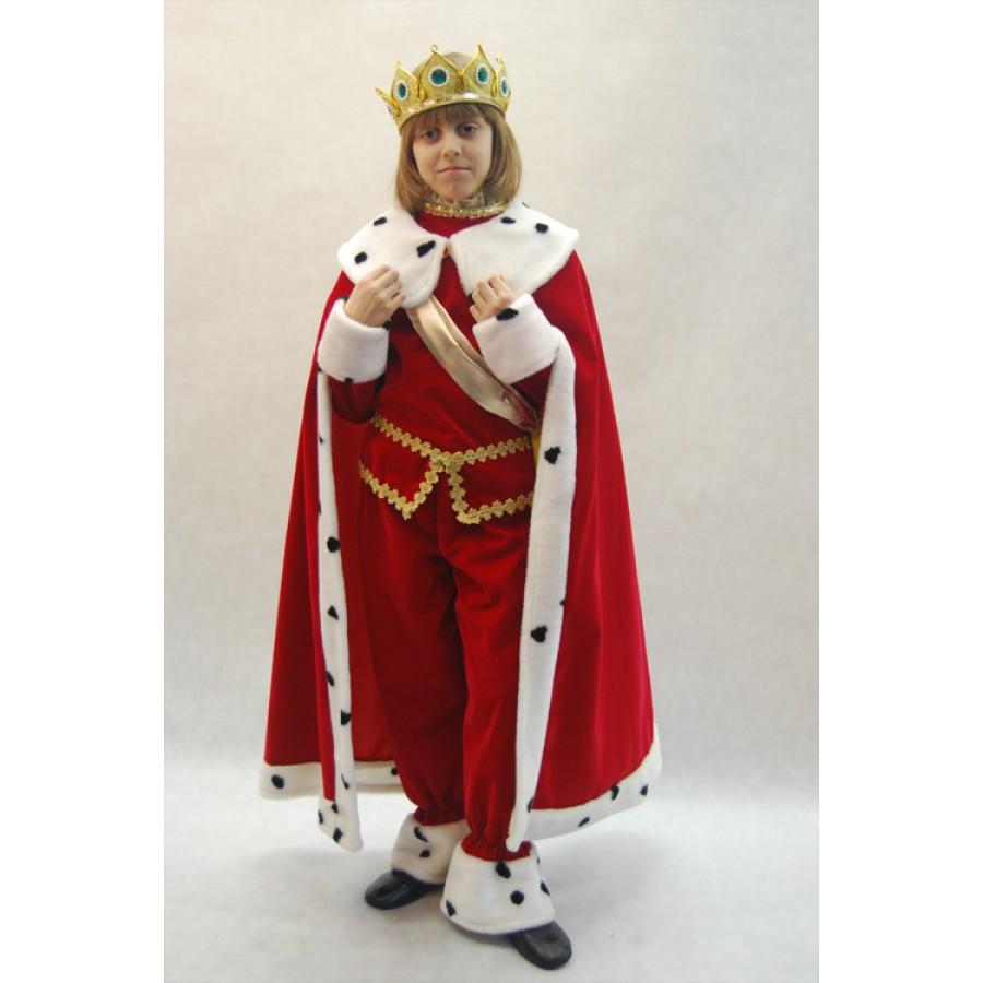 Костюм царя сшить своими руками