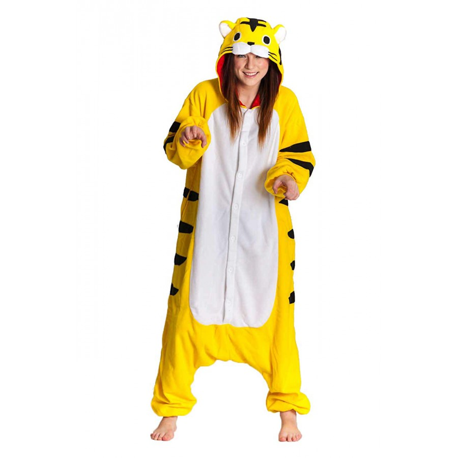 Кигуруми «Тигр» пижама e2e3394ec2423
