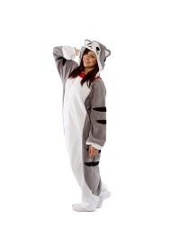 Кигуруми «Полосатый кот» пижама