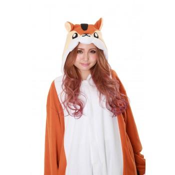 Кигуруми «Белка» пижама