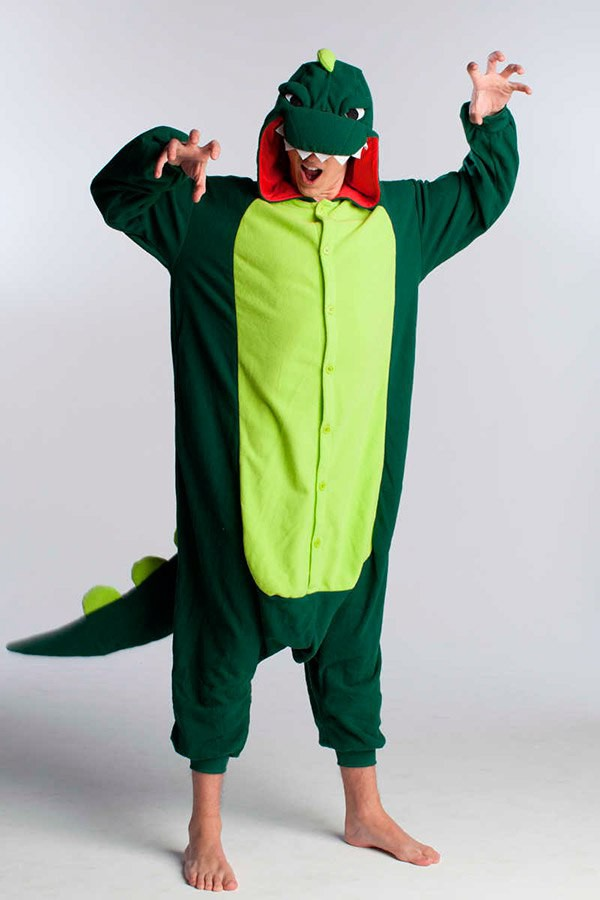Кигуруми «Динозавр» пижама 928a7041ae1fb