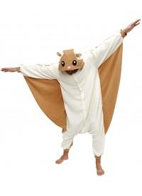 Кигуруми «Летающая-белка» пижама