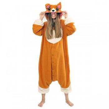 Кигуруми «Лиса» пижама