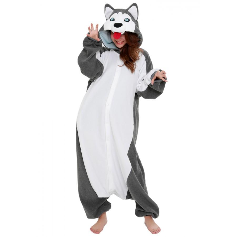 Кигуруми «Хаски» пижама 6221e64f4c250