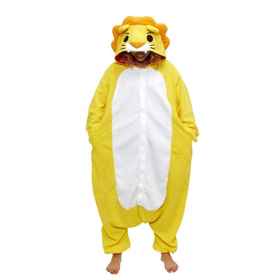 Кигуруми «Лев» пижама e6a39cd6d6cfa
