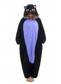 Кигуруми «Полуночный кот» пижама
