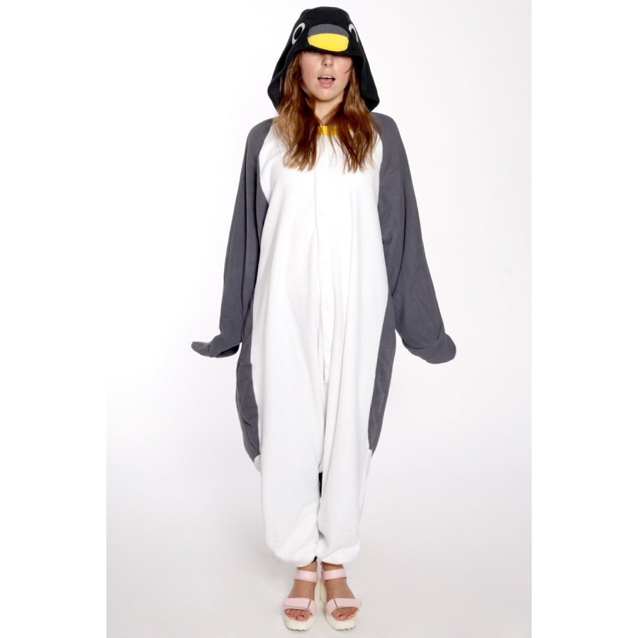 Кигуруми «Пингвин» пижама 09f9fc0f5d942