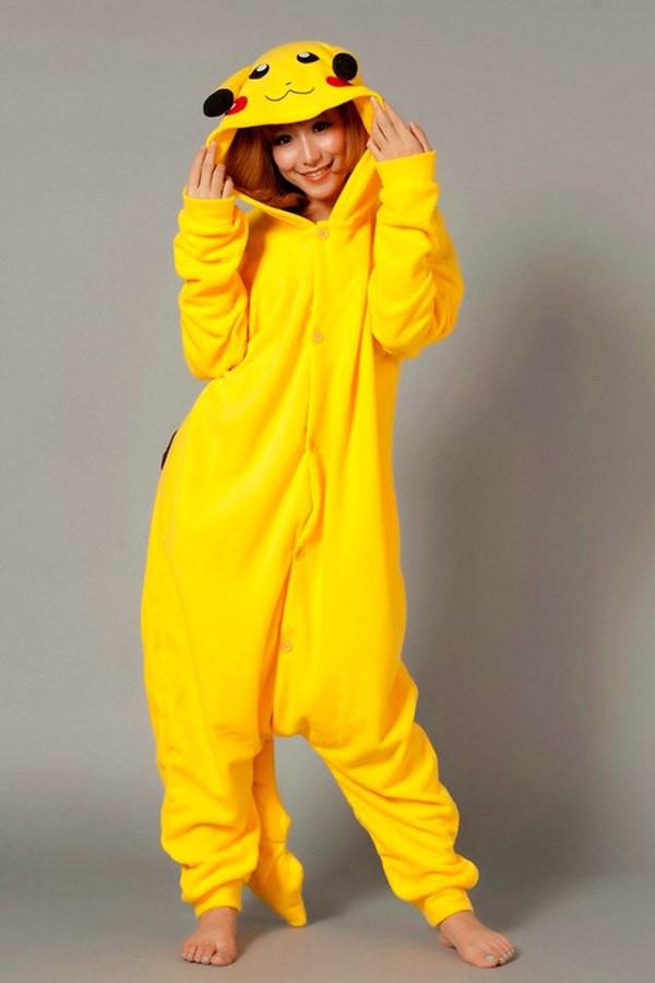 Кигуруми «Пикачу» пижама a6c58272cd3b4