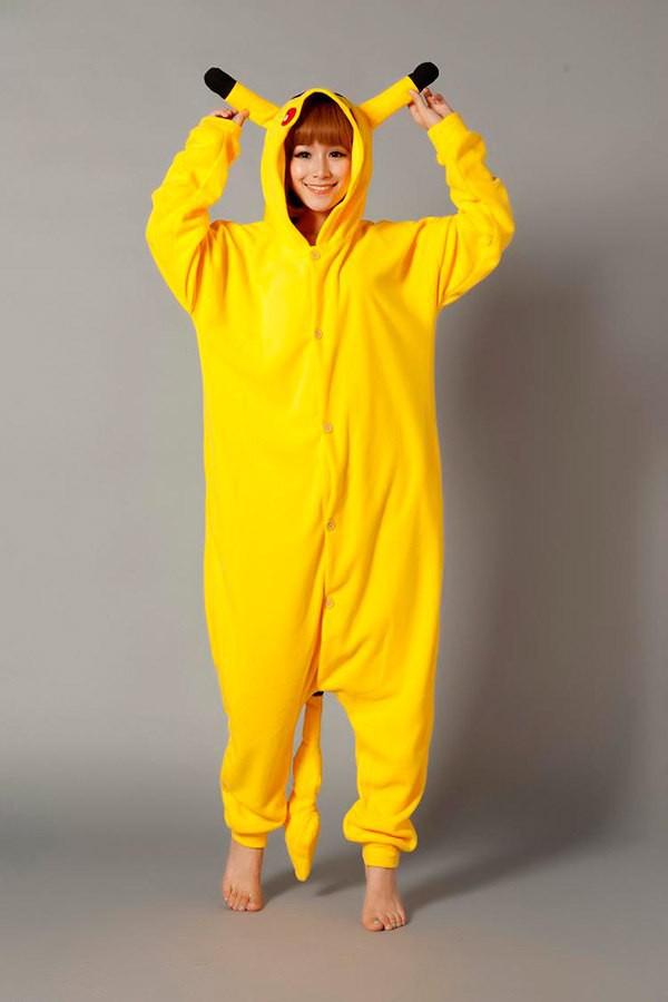 Кигуруми «Пикачу» пижама 4828c51aec772