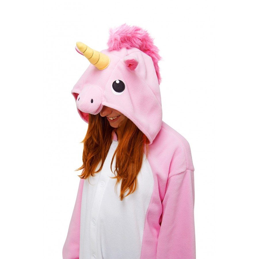 943edf023d35 Toy.zp.ua | Кигуруми «Розовый единорог» пижама Цена, купить, прокат ...