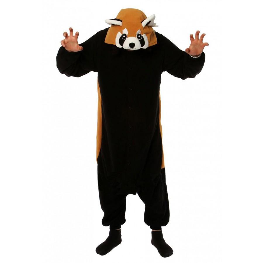 Кигуруми «Енот» пижама 6d053e89aa3b4