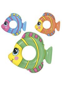 BW Круг рыбка, 3 цвета, 81-76см