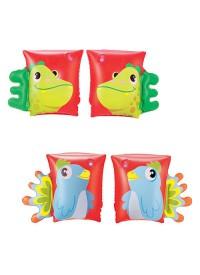 BW Нарукавники 23-15см, 2 вида (попугай, дракон)