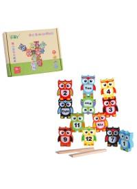 Деревянная игрушка Игра MD 0954  фигурки( со